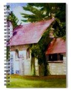 Lyons Falls Church Spiral Notebook