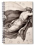 Lyre Of Orpheus Spiral Notebook