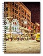 Lyric Grand Reopening Spiral Notebook