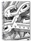 Lyric Theatre Spiral Notebook