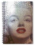 M 1 Spiral Notebook