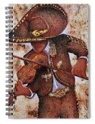 M A R I A C H I  .   I Spiral Notebook