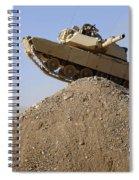 M1 Abrams Spiral Notebook