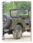 M38 Spiral Notebook