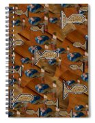 Macaroni For Dinner Spiral Notebook
