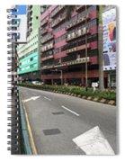 Macau Triptych 2 Spiral Notebook