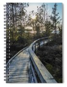 Macgregor Point Boardwalk Spiral Notebook