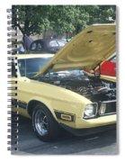 Mach 1 Spiral Notebook