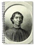 Machiavelli  Spiral Notebook