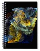 Machine Art Spiral Notebook