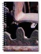 Machinery Spiral Notebook