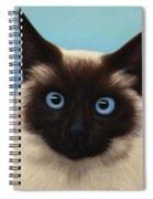 Machka 2001 Spiral Notebook