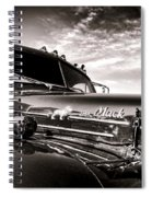 Mack B61 Ghost Spiral Notebook