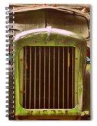 Mack Spiral Notebook