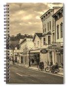 Mackinac Island Spiral Notebook