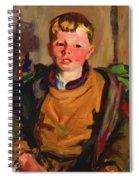Macnamara 1925 Spiral Notebook
