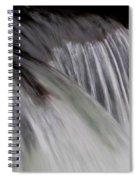 Macro Falls Spiral Notebook