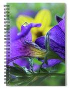 Macro View Spiral Notebook