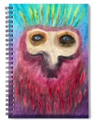 Mad King Spiral Notebook