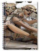 Mad Max Fury Road Spiral Notebook