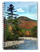 Mad River By Welch And Dickey  Spiral Notebook