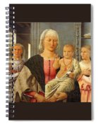 Mad-senigallia Piero Della Francesca Spiral Notebook