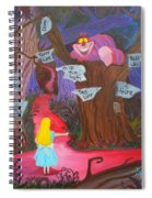 Mad To The Bone Spiral Notebook