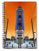 Mad World Spiral Notebook