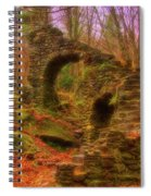 Madame Sherri Castle Ruins Spiral Notebook