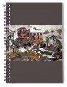 Madan Mahal Spiral Notebook