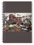 Madan Mahal Spiral Notebook