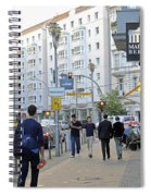 Made In Berlin Spiral Notebook