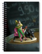 Made In China Matador Spiral Notebook