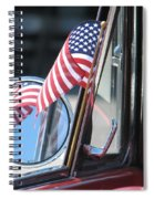 Made In The Usa Spiral Notebook