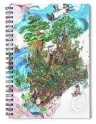 Madeline Island Spiral Notebook