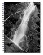 Madison Creek Falls Twelve Spiral Notebook