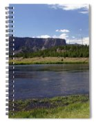 Madison River Valley Spiral Notebook