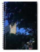 Madison Square Park Spiral Notebook