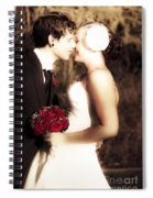 Madly In Love Spiral Notebook