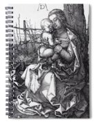 Madonna By The Tree 1513 Spiral Notebook