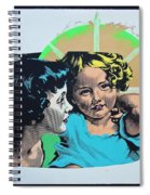 Madonna De Milo Spiral Notebook