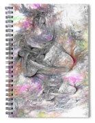 Madonnas Spiral Notebook