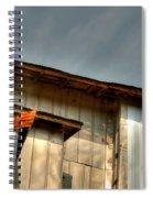 Madsen Grain Co Elevator Spiral Notebook