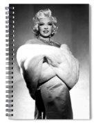 Mae West Spiral Notebook