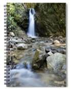 Maekutlong Waterfall Spiral Notebook