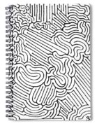 Maelstrom Spiral Notebook