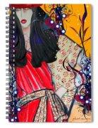 Mag Mad Olivia 1 Spiral Notebook