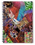Magazine Art Spiral Notebook