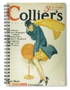 Magazine Cover, 1930 Spiral Notebook