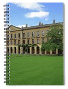 Magdalen New Building Spiral Notebook